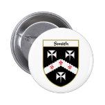 Escudo de armas de Smith/escudo de la familia Pin