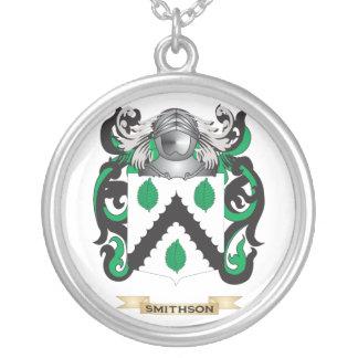 Escudo de armas de Smithson escudo de la familia Collar Personalizado