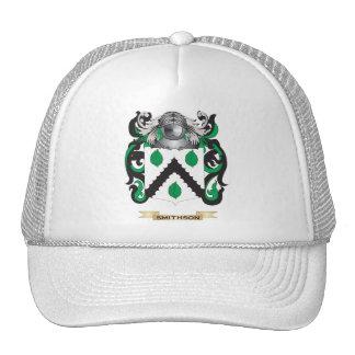 Escudo de armas de Smithson escudo de la familia Gorro De Camionero