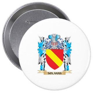Escudo de armas de Solanas - escudo de la familia