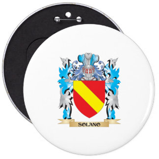 Escudo de armas de Solano - escudo de la familia Pin