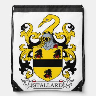 Escudo de armas de Stallard Mochilas