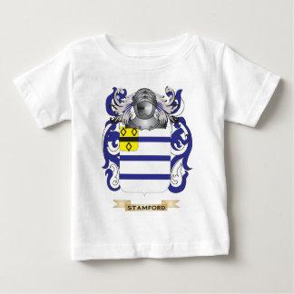 Escudo de armas de Stamford (escudo de la familia) Polera