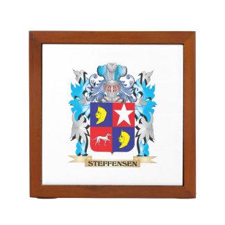 Escudo de armas de Steffensen - escudo de la