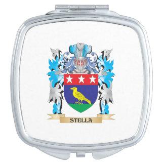 Escudo de armas de Stella - escudo de la familia Espejos Para El Bolso