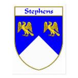 Escudo de armas de Stephens/escudo de la familia
