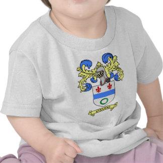 Escudo de armas de STEVENS Camisetas