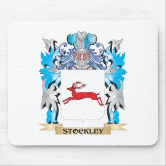 Escudo de armas de Stockley - escudo de la familia Alfombrilla De Ratones