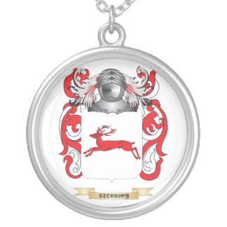 Escudo de armas de Stockley (escudo de la familia) Colgante Redondo