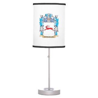 Escudo de armas de Stockley - escudo de la familia Lámpara De Mesilla De Noche