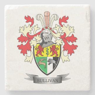 Escudo de armas de Sullivan Posavasos De Piedra