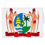 Escudo de armas de Suriname