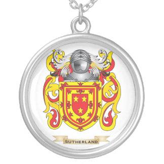Escudo de armas de Sutherland escudo de la famili Collares