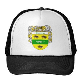 Escudo de armas de Sweeny/escudo de la familia (cu Gorra