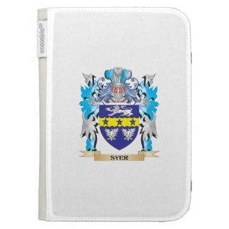 Escudo de armas de Syer - escudo de la familia