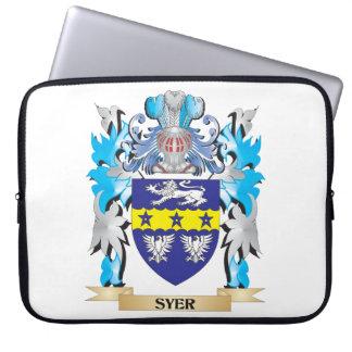 Escudo de armas de Syer - escudo de la familia Fundas Ordendadores