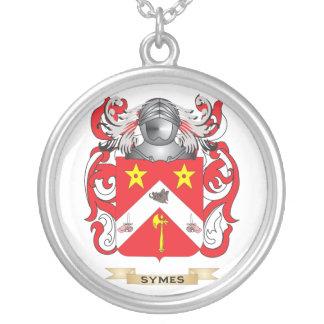 Escudo de armas de Symes (escudo de la familia) Joyerias