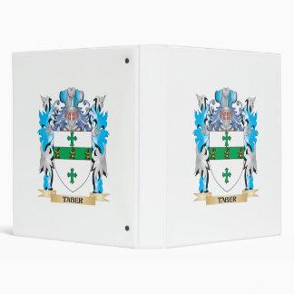 Escudo de armas de Taber - escudo de la familia