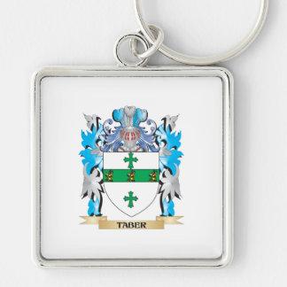 Escudo de armas de Taber - escudo de la familia Llavero
