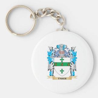 Escudo de armas de Taber - escudo de la familia Llaveros