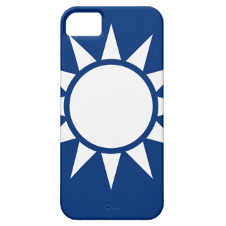 Escudo de armas de Taiwán iPhone 5 Case-Mate Cárcasa