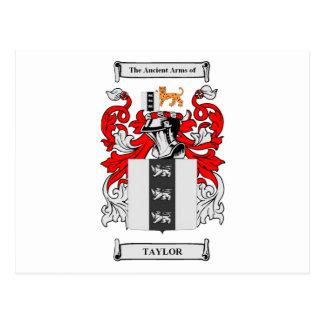 Escudo de armas de Taylor Postal