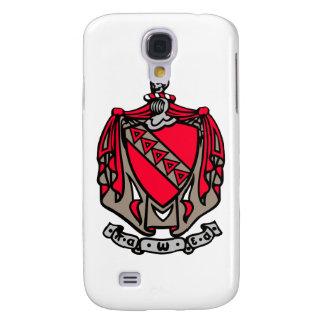 Escudo de armas de TKE Funda Para Galaxy S4