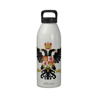 Escudo de armas de Toledo (España) Botella De Agua Reutilizable