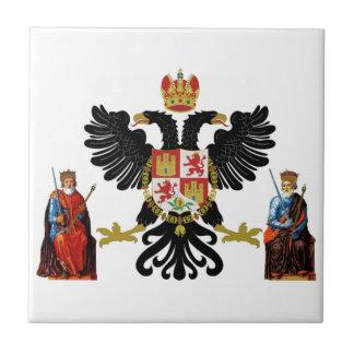 Escudo de armas de Toledo (España) Tejas Cerámicas