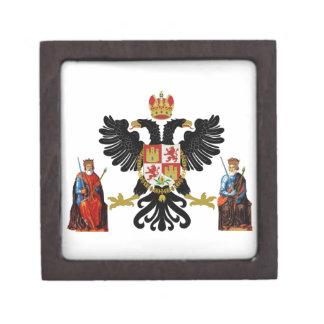 Escudo de armas de Toledo (España) Cajas De Joyas De Calidad