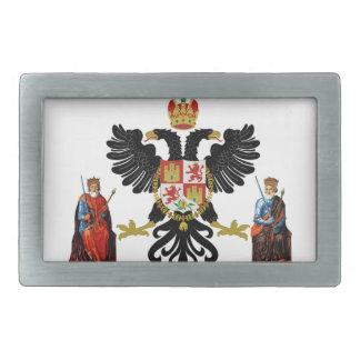 Escudo de armas de Toledo (España) Hebillas De Cinturón Rectangulares
