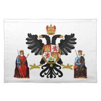 Escudo de armas de Toledo (España) Mantel Individual