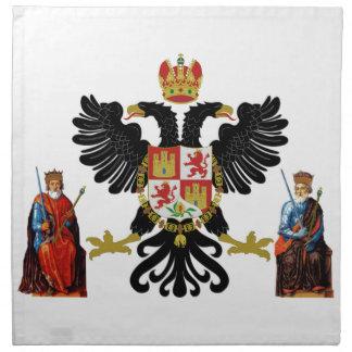 Escudo de armas de Toledo (España) Servilletas