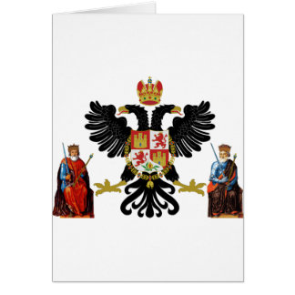 Escudo de armas de Toledo (España) Tarjeton