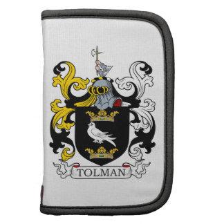 Escudo de armas de Tolman Organizadores