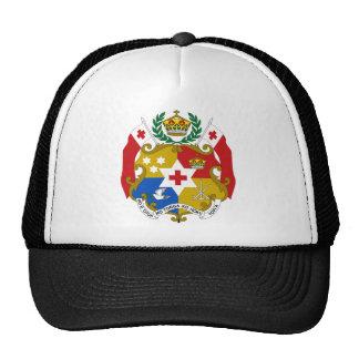 Escudo de armas de Tonga Gorra