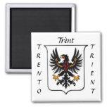 Escudo de armas de Trento Imán Para Frigorifico