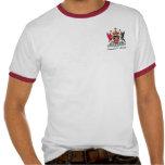 Escudo de armas de Trinidad and Tobago Camiseta