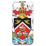 Escudo de armas de Trinidad and Tobago iPhone 5 Carcasa