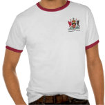 Escudo de armas de Trinidad and Tobago Playeras