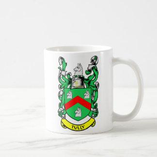 Escudo de armas de TULLY Taza De Café