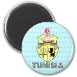 Escudo de armas de Túnez Imán