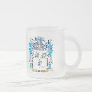 Escudo de armas de Turnbull - escudo de la familia Taza De Café