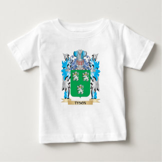 Escudo de armas de Tyson - escudo de la familia Tee Shirts