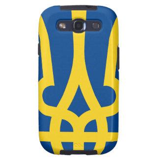 Escudo de armas de Ucrania Galaxy S3 Cobertura