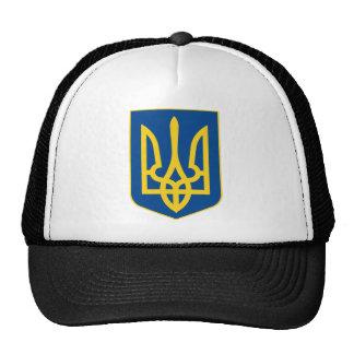 Escudo de armas de Ucrania Gorra