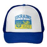 Escudo de armas de Ucrania Gorro De Camionero