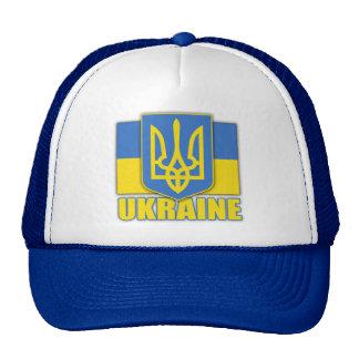 Escudo de armas de Ucrania Gorros