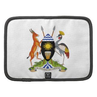 Escudo de armas de Uganda