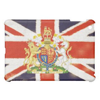 Escudo de armas de Union Jack del vintage